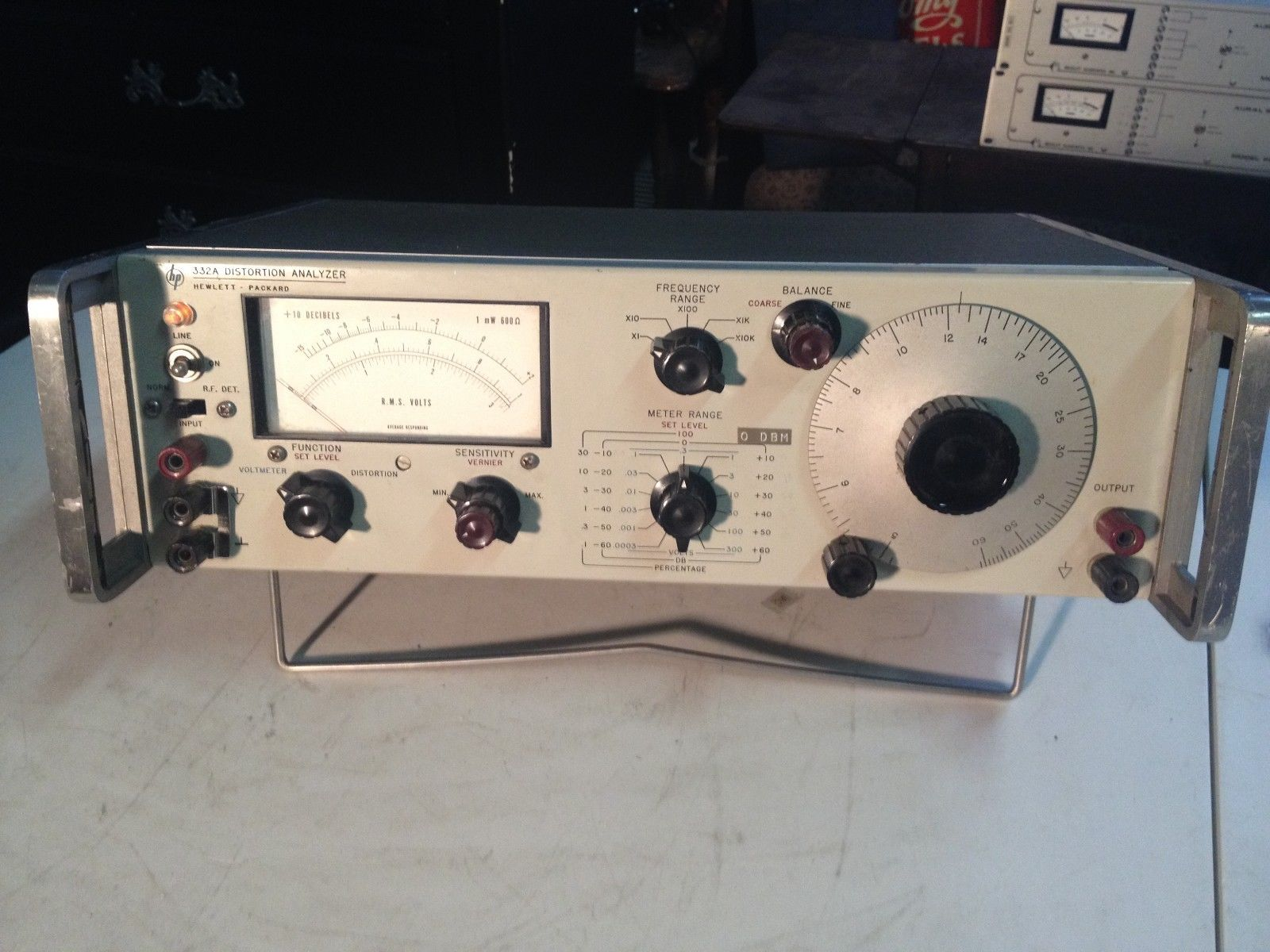 Questiny Group Transforming Information Into Understanding Blog Lcr Bridge Ebay I Confirmed That The Unit Did Light Up Power Indicator But Checking Service Manual Showed Is Actually Right Across Input